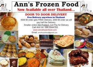 Anns door to door delivery